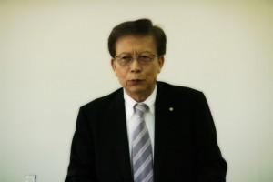 龍澤正美理事長